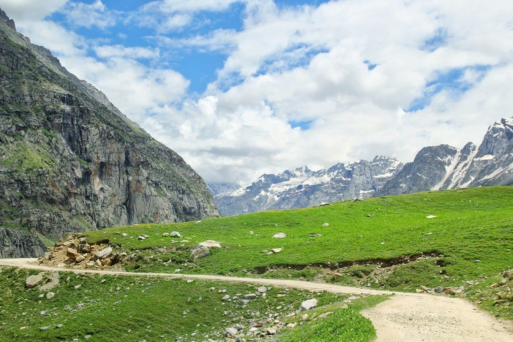 Enroute spiti valley